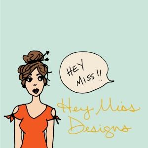 Hey-Miss-Design-Logo