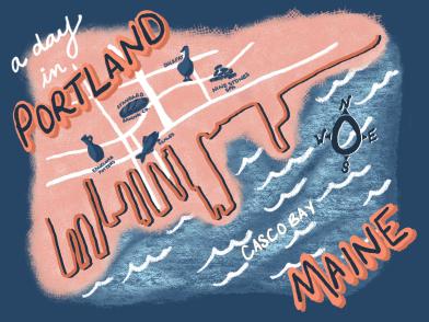 Portland_Map